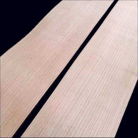 French Cherry veneers 190 x 12 cm