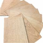 Oak 1.5 mm small size veneer