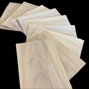 Blond Walnut small size veneer