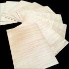 Figured Sycamore small size veneer